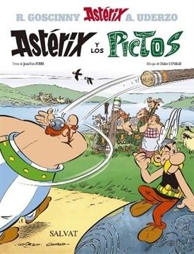Astérix y los pictos-Trabalibros
