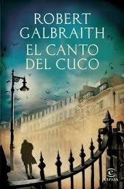 El canto del cuco (Robert Galbraith-J.K. Rowling)-Trabalibros