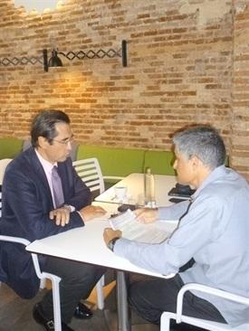 Bruno Montano de Trabalibros entrevista a Mario Alonso Puig (0)
