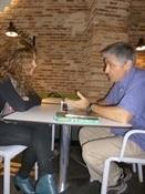 6.Bruno Montano de Trabalibros entrevista a Raquel Martos
