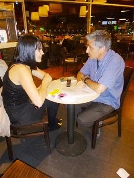 0. Bruno Montano de Trabalibros entrevista a Irene Villa