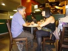 8. Bruno Montano de Trabalibros entrevista a Irene Villa