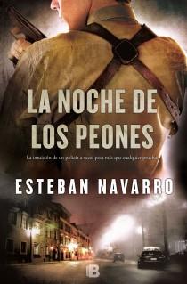 La noche de los peones (Esteban Navarro)-Trabalibros
