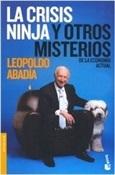 La crisis ninja y otros misterios (Leopoldo Abadía)-Trabalibros