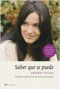 Saber que se puede (Irene Villa)-Trabalibros