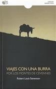 Viaje con una burra por los montes de Cévennes (R.L. Stevenson)-Trabalibros