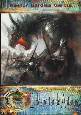 El despertar de Antaros (Néstor Bardisa)-Trabalibros