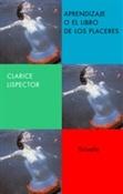 Aprendizaje o el libro de los placeres (Clarice Lispector)-Trabalibros