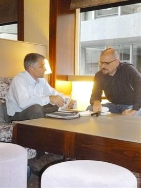 0.Bruno Montano de Trabalibros entrevista a Juan Miguel Aguilera