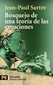 Bosquejo de una teoría de las emociones (Jean-Paul Sartre)-Trabalibros