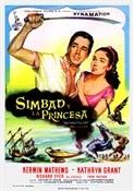 Película Simbad y la princesa-Trabalibros