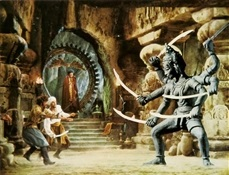 Película El viaje fantástico de Simbad (2)-Trabalibros