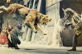 Película Simbad y el ojo de tigre (3)-Trabalibros