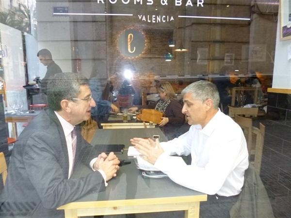 1. Bruno Montano de Trabalibros entrevista a Antonio San José