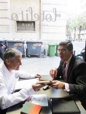 7. Bruno Montano de Trabalibros entrevista a Antonio San José