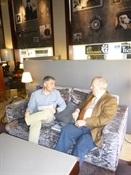 8.Bruno Montano de Trabalibros entrevista a Fernando García de Cortázar