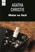 Matar es fácil (Agatha Christie)-Trabalibros