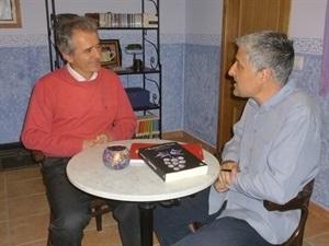 1.Bruno Montano de Trabalibros entrevista a Rafael Simón
