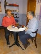 7.Bruno Montano de Trabalibros entrevista a Rafael Simón