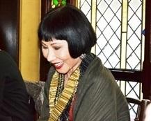 Encuentro de bloggers con Amy Tan-Trabalibros