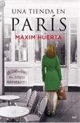 Una tienda en París (Màxim Huerta)-Trabalibros