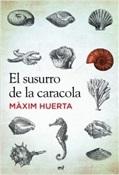 El susurro de la caracola (Màxim Huerta)-Trabalibros