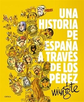 Una historia de España a través de los Pérez (Mingote)-Trabalibros