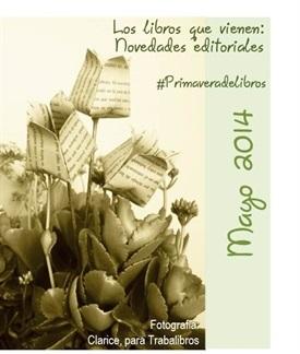Novedades editoriales Mayo 2014-Trabalibros