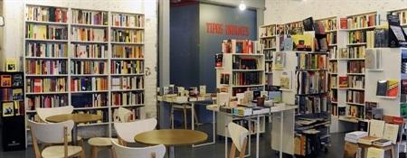 2.Librería Tipos infames Madrid-Trabalibros