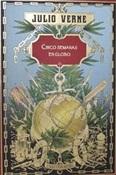 Cinco semanas en globo (Julio Verne)-Trabalibros