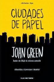 Ciudades de papel (John Green)-Trabalibros
