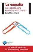 La empatía (Luis Moya Albiol)-Trabalibros