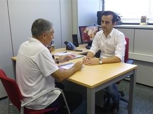 1.Bruno Montano entrevista a Luis Moya Albiol-Trabalibros