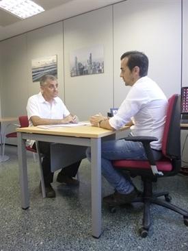 Bruno Montano entrevista a Luis Moya Albiol-Trabalibros