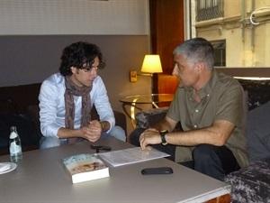 1. Bruno Montano de Trabalibros entrevista a Andrés Pascual