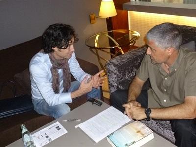 5. Bruno Montano de Trabalibros entrevista a Andrés Pascual