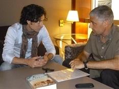 7. Bruno Montano de Trabalibros entrevista a Andrés Pascual