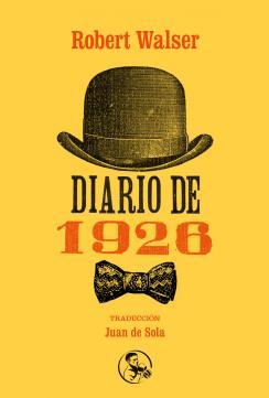 Diario de 1926 (Robert Walser)-Trabalibros