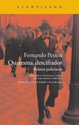 Quaresma, descifrador (Fernando Pessoa)-Trabalibros