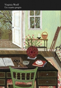 Un cuarto propio (Virginia Woolf)-Trabalibros