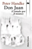 Don Juan (Peter Handke)-Trabalibros