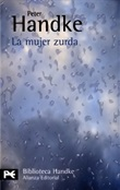 La mujer zurda (Peter Handke)-Trabalibros