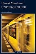 Underground (Haruki Murakami)-Trabalibros