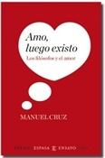 Amo, luego existo (Manuel Cruz)-Trabalibros
