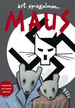 Maus (Art Spiegelman)-Trabalibros