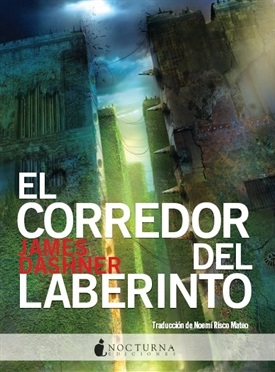 El corredor del laberinto (James Dashner)-Trabalibros