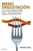 Menu degustación (Manuel Cruz)-Trabalibros