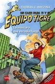 Equipo Tigre máscara que escupía fuego-Trabalibros