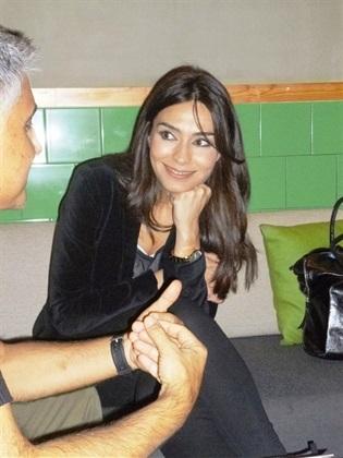 6.Bruno Montano de Trabalibros entrevista a Marta Fernández