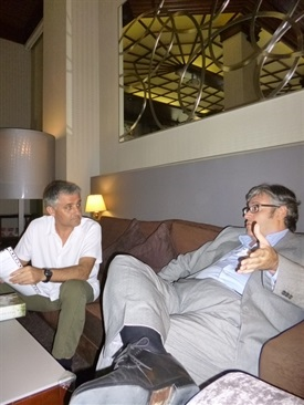 00.Bruno Montano de Trabalibros entrevista a Juan Manuel de Prada